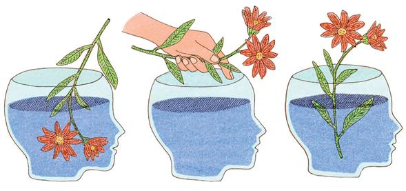 El Pensamiento y la Atracción del Bienestar y la Riqueza